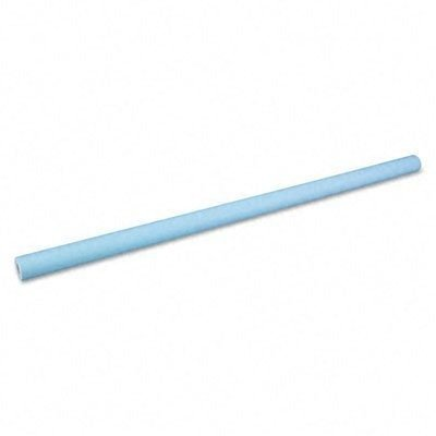Pacon PAC57218 Fadeless Paper Roll, 48'' x 12', Lite Blue (Pack of 4)