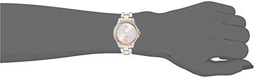 Juicy Couture Black Label Women's Two-Tone Bracelet Watch, JC/1135SVRT