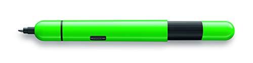 (Lamy Pico Ballpoint Pen 288 - Neon Green )
