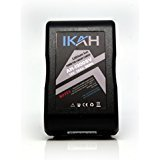 IKAH AH-I900SV 95Wh Li-ion Rechargeable Battery Sony V-mount Lock For DSLR Video Camera by IKAH