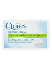 Quies Wax Ear Plugs - 12 (Wax Ear Plugs)