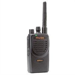 BPR40 VHF Mag One AAH84KDS8AA1 Orginal Motorola 150-174 MHz 8 Channel 5 Watts Review