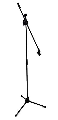 DOUBLE MICROPHONE STAND BOOM