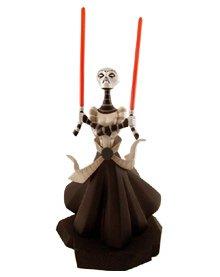 Star Wars Clone Wars Ventress (Star Wars: Clone Wars - Asajj Ventress Maquette)