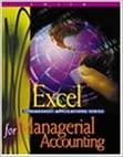 Read online Excel Applications for Managerial Accounting PDF, azw (Kindle)