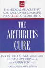 The Arthritis Cure 9781568954561