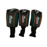Miami Dolphins Golf 3 pack MB Headcovers by NFL