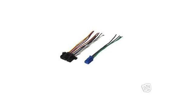 amazon com: stereo wire harness oem chevy tahoe 95 96 97 98 (car radio  wiring installatio : car electronics