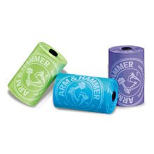 Munchkin Arm & Hammer Sac Recharges - pack 3