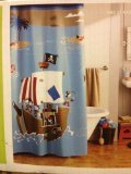 Circo Pirate Shower Curtain