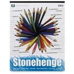 Legion Paper Stonehenge Pad (L21-STP250WH1114), 11 by 14 inches, White, 15 Sheets