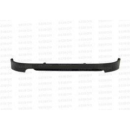 Seibon TR-Style Carbon Fiber Rear Lip for 2011-2012 Scion (Tc Seibon Oem Carbon Fiber)