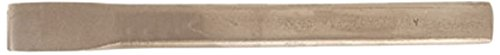 Ampco Safety Tools C-37 Chisel with Hand Oval, Non-Sparking, Non-Magnetic, Corrosion Resistant, 11/16'', 5-7/8'' Length