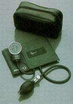 Tycos Pocket Aneroid Sphygmomanometer W/adult Cuff Durable Design 13.5oz Model 5090-02