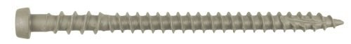 Simpson Strong Tie DCU234GRR350 Deck-Drive Dcu Composite Screw #10 by 2-3/4