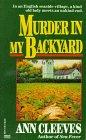 book cover of Murder In My Backyard