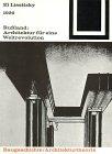 1929 Rußland: Architektur Für eine Weltrevolution : Architektur Für eine Weltrevolution, El Lissitzky, El, 3764363584