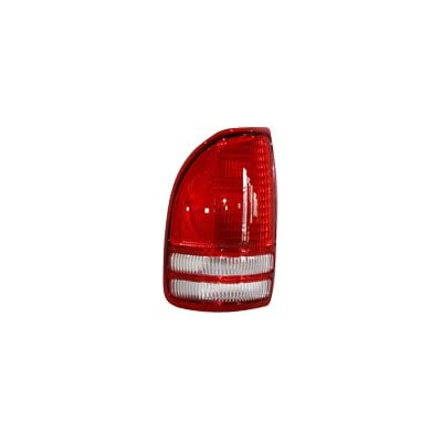 TYC 11-5026-01 Compatible with DODGE Dakota Driver Side Replacement Tail Light Assembly: Automotive