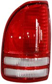 TYC 11-5026-01 Dodge Dakota Driver Side Replacement Tail Light Assembly