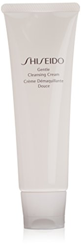 Shiseido Gentle Cleansing Cream 125 ml unisex, Reinigungscreme 125 ml, 1er Pack (1 x 0.21 kg)