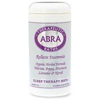 Abra Sleep Therapy Bath 1lb - Therapy Bath 1 Lb Powder