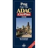 Plan de ville : Prag