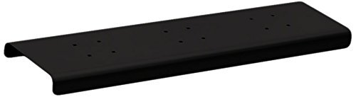 Road Spreaders (Salsbury Industries 4382BLK Spreader 2 Wide for Roadside Mailbox and Mail Chest, Black by Salsbury Industries)