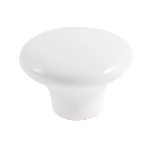 uxcell Home Polished Round Shape 1.5