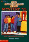 Kristy and the Middle School Vandal, Ann M. Martin, 0590228692