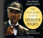 The Case-book of Sherlock Holmes by Sir Arthur Conan Doyle front cover