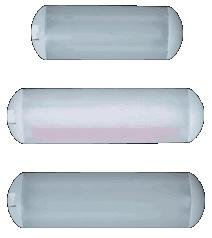 (Taylor Made Products EF16WW 16W Econo Fluorescent Light, White)