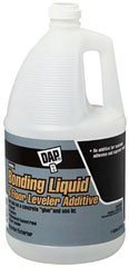 Dap 35090 Concrete Floor Level Additive, Gallon (Concrete Bonding Additive)