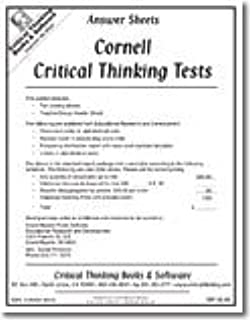 Critical Thinking Exam With Answers - image 2