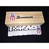 Puerto Rico Domino Set -Flag