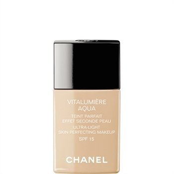 Makeup - Chanel - Vitalumiere Aqua Ultra Light Skin Perfecting Make Up SFP 15 - # 22 Beige Rose (Chanel Cosmetics)
