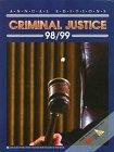 Criminal Justice 1998-1999, Victor, Joseph L., 069739137X