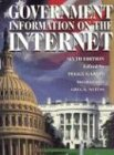 Government Information on the Internet, Peggy Garvin, 0890596220
