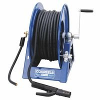 LARGE CAPACITY HAND CRANK WELDING CABLE REEL, Sold as 1 EA (Large Capacity Welding Reel)