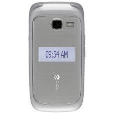 Consumer Cellular Doro PhoneEasy 618 Silver
