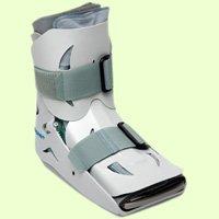 DJO GLOBAL 01A-S SP Walker, Short Pneumatic, 4-7 Size for...
