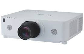 Lens Theater No Projector (Hitachi CP-WU8700W WUXGA Projector 7000LUM No Lens)