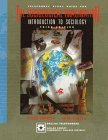 Telecourse Stury Guide for the Social Imagination : Introduction to Sociology, Currier, Glenn and Penney, Jane, 0155040049
