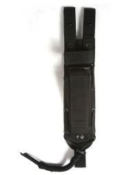 SpecOps SO100420301 Combat Master Mini Knife, Black (Spec Ops Knife Sheath Combat Master Long)
