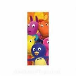 The Backyardigans Plastic -