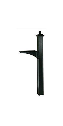 Balmoral Deluxe Post and Bracket with Finial in - Balmoral Lamp