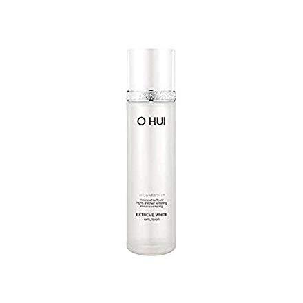 (Korean Cosmetics_Ohui Extreme White Emulsion_130ml)