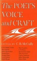 The Poet's Voice and Craft