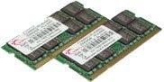 (G.SKILL 4GB (2 x 2GB) DDR2 SO-DIMM 800MHz 200-Pin PC2-6400 Dual Channel Kit Laptop Memory Model F2-6400CL5D-4GBSQ)