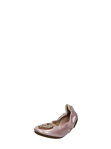 Lelli fille Gold Ballerines Rose pour Kelly fAwqArBY