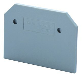 Amazon com: DIN Rail Terminal Blocks END PLATE FOR CHV